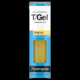 Neutrogena T/Gel Shampoo Dry Hair - 250ml
