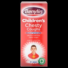 Benylin Children's 6+ Chesty Coughs – 125ml
