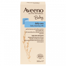 Aveeno Baby Daily Care Baby Cleansing Milk – 300ml