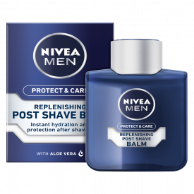 Nivea Men Protect & Care Replenishing Post Shave Balm 100ml - (Case Of 6)