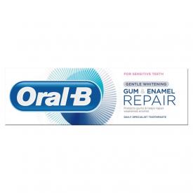 Oral-B Gum & Enamel Repair Gentle Whitening Toothpaste – 75ml