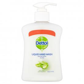 Dettol Antibacterial Aloe Vera Hand Wash - 250ml