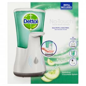 Dettol No-Touch Hand Wash Cucumber Splash - 250ml