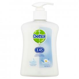 Dettol Anti-Bacterial Liquid Hand Wash Camomile - 250ml