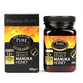 Pure Gold Manuka Honey 12+ Premium Select 250g