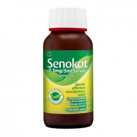 Senokot Syrup - 500ml