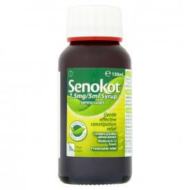 Senokot Syrup - 150ml
