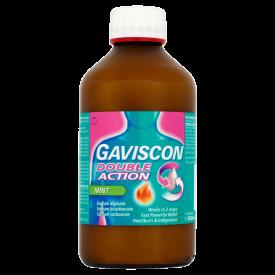 Gaviscon Double Action Liquid Peppermint - 600ml