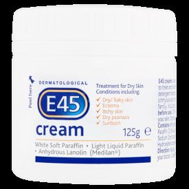 E45 Dermatological Cream – 125g