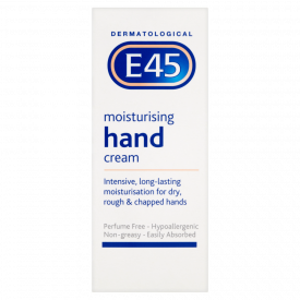 E45 Dermatological Moisturising Hand Cream – 50ml