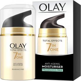 Olay Total Effects 7-In-1 Anti-Ageing Moisturiser - 50ml