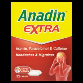 Anadin Extra - 32 Caplets