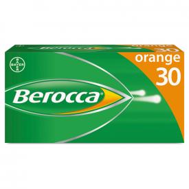 Berocca Orange - 30 Effervescent Tablets