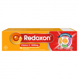 Redoxon Advanced Effervescent - 15 Tablets