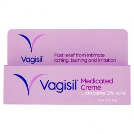 Vagisil Medicated Creme - 30g