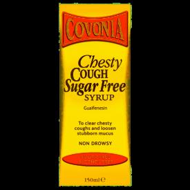 Covonia Chesty Cough Sugar Free - 150ml