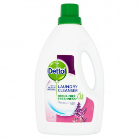 Dettol Antibacterial Laundry Cleanser Soothing Lavender - 1.5 Litre