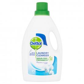 Dettol Laundry Cleanser Fresh Cotton - 1L