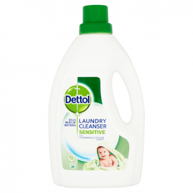 Dettol Laundry Cleanser Sensitive - 1.5L