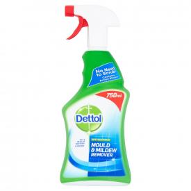 Dettol Antibacterial Mould & Mildew Remover - 750ml