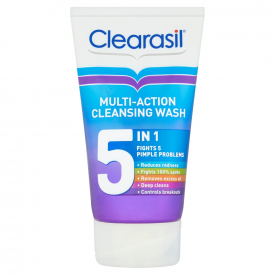 Clearasil Multi-Action 5 In 1 Face Wash - 150ml