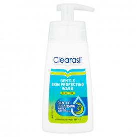 Clearasil Gentle Skin Perfecting Wash Sensitive - 150ml (Case of 6)