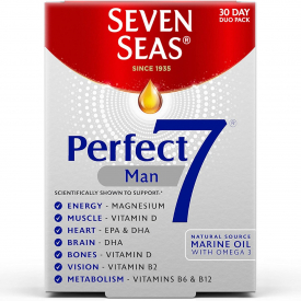 Seven Seas Perfect7 Man – 30 Tablets and Capsules