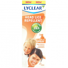 Lyclear Head Lice Repellent Leave-In Spray – 100ml