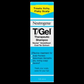 Neutrogena T/Gel Therapeutic Shampoo - 125ml