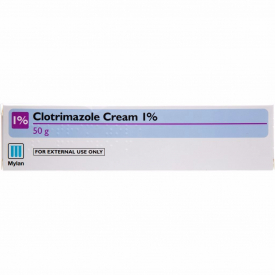 Clotrimazole Cream 1% - 50g