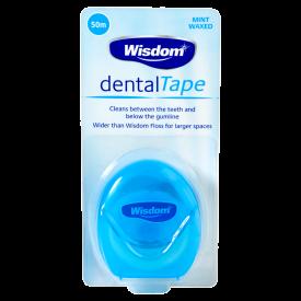 Wisdom Dental Tape - 50m