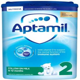 Aptamil 2 Follow On Milk From 6 Months - 800g