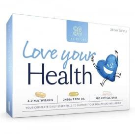 Healthspan Love Your Health - 84 Tablets