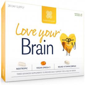 Healthspan Love Your Brain - 84 Capsules