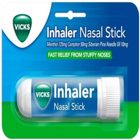 Vicks Inhaler Nasal Decongestant Stick – 0.5ml