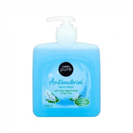 Cussons Pure Antibacterial Hand Wash 500ml
