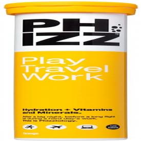 Phizz Multivitamin & Hydration Effervescent Orange Flavour - 20 Tablets