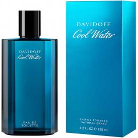 Davidoff Cool Water Pour Homme Eau De Toilette - 125ml