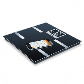 Beurer BF700 Glass Diagnostic Bathroom Scales With Bluetooth