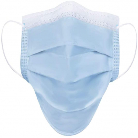Disposable Civilian Protective Type 1 Face Masks 3 Ply – (Case of 500)