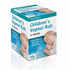 Numark Child Vapour Rub - 50g