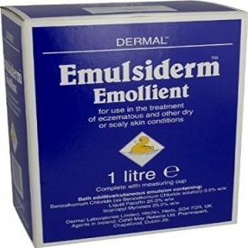 Emulsiderm Emollient – 1 Litre