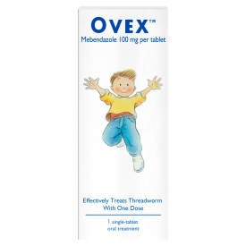 Ovex - 1 Threadworm Treatment Tablet