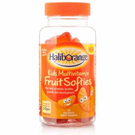 Seven Seas Haliborange Kids Multivitamins - 30 Orange Softies