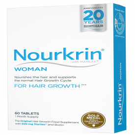 Nourkrin Woman 60 Tablets (1 Month Supply) - Expiry 06/2019