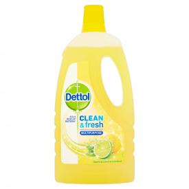 Dettol Floor Liquid Power & Fresh Citrus - 1L