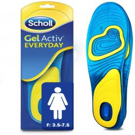Scholl Womens Gel Activ Everyday - 1 Pair