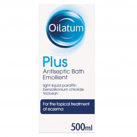 Oilatum Plus Antiseptic Bath – 500ml