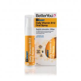 BetterYou Boost B12 Daily Oral Spray - 25ml