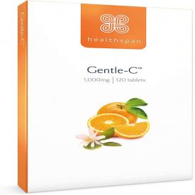 Healthspan Gentle C 1000mg - 120 Tablets